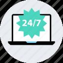 four, online, pc, seven, shop, twenty icon
