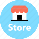 buy, online, owner, sale, selling, shop, store icon