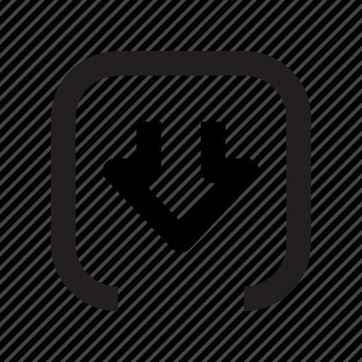 alico, download, shopping icon