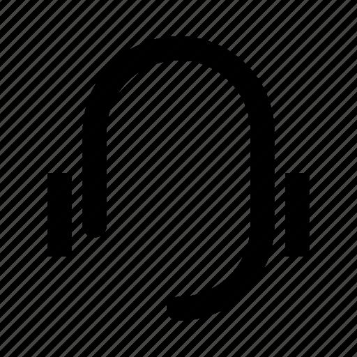 alico, headset, shopping icon