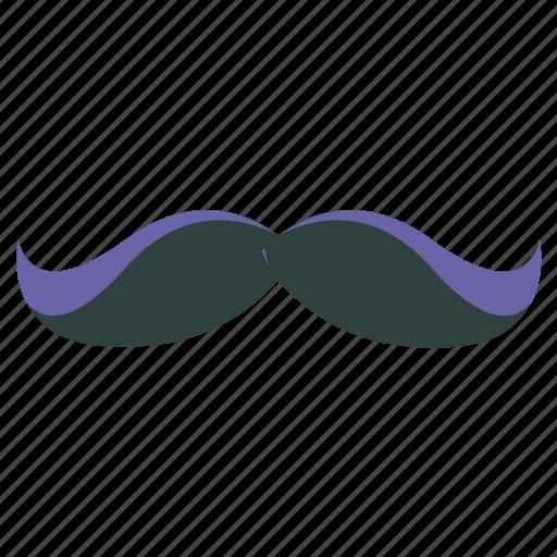 barber, gentlemen, men, mustache, shopping icon