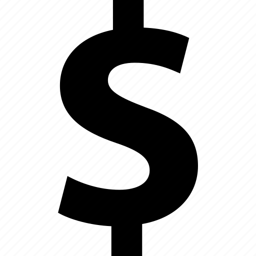 dollar, money, pay, sales, shop, shopping, sign icon