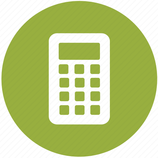 accounting, calculate, calculator, math, shopping icon