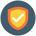 defence, guard, protection, safe, safety, security, shield icon icon