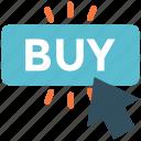 buy, click, shop, shopping icon icon