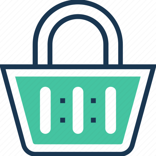 basket, ecommerce, item, product, shopping icon