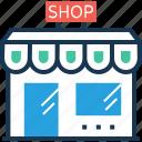 building, market, marketplace, shop, store