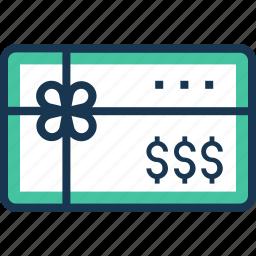 coupon, hamper, shop, shopping, voucher icon
