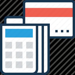 card terminal, edc machine, invoice machine, swap machine, swipe machine icon