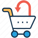 add to cart, ecommerce, shopping, shopping cart, shopping trolley icon