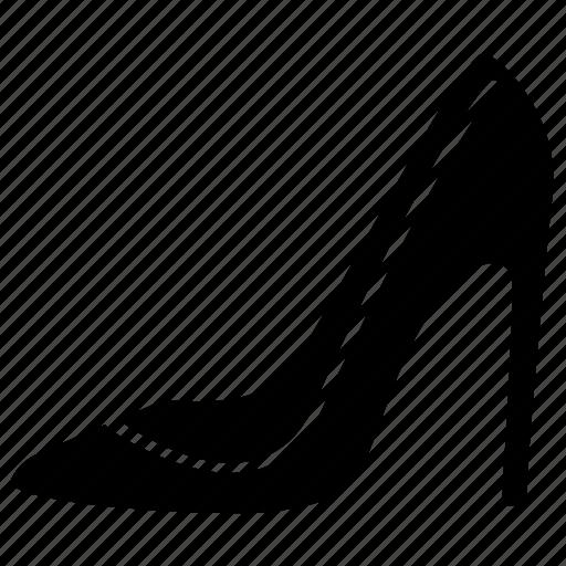 Foot wear, heels, high heel, shoes, stiletto icon - Download on Iconfinder