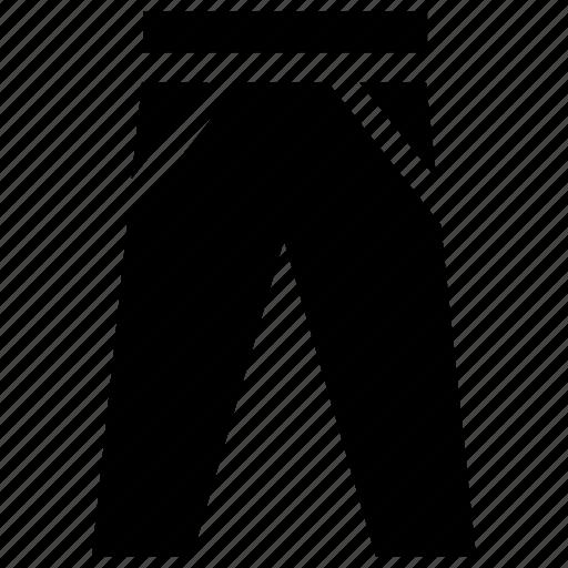 garment, man trouser, men clothes, men pant, pants icon