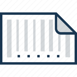 barcode, code, price barcode, product code, sticker icon