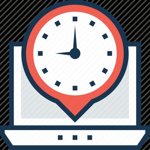 chronometer, countdown, stopwatch, timer, timezone icon