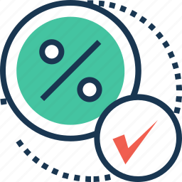accept, approved, check, ok, tick icon