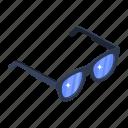 eye glasses, eyewear, glasses, goggles, specs, sunglasses icon