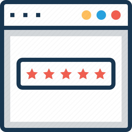 certified, ranking, rating, web, web ranking icon