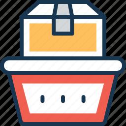 basket, buy, product, purchase, shopping icon
