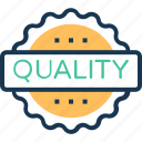 new, premium, product, quality, sticker icon