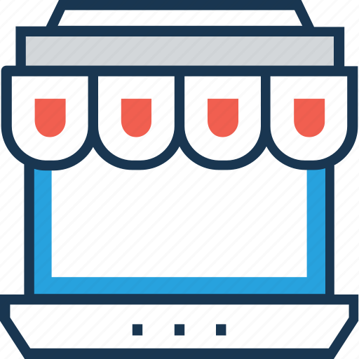 ecommerce, online shop, online shopping, online store, shopping store icon