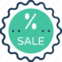 discount, discount sticker, discount tag, percentage, tag icon