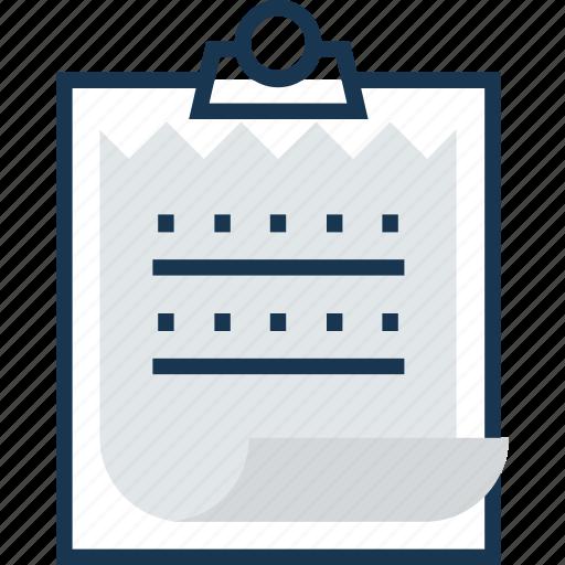 clipboard, memo, shopping, shopping list, to do icon
