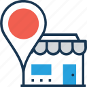 location, map locator, map pin, pin, store location