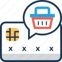 balloon, basket, bubble, chat, webpage icon