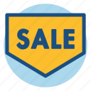 commerce, discount, price cut, sale, sale sign, shopping, sign icon