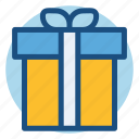 box, commerce, gift, gift box, present, shopping icon