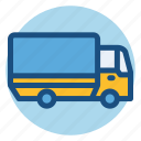cargo, commerce, delivery, shopping, truck icon