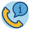 commerce, customer support, help, info, information, shopping icon