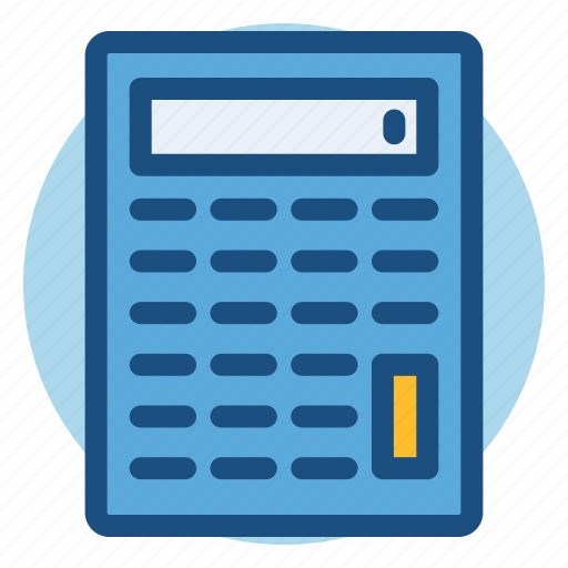 calculation, calculator, commerce, computation, math, shopping icon
