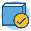 box, commerce, protection, safe, safety, shopping icon