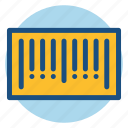 barcode, commerce, label, product, shopping icon