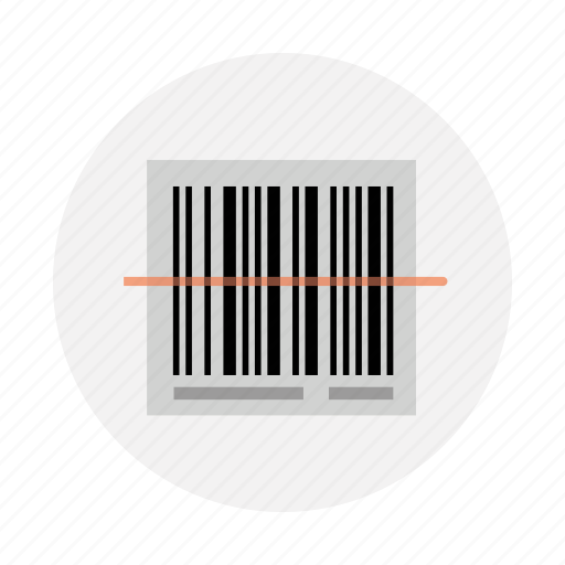 bar code, barcode, shopping icon