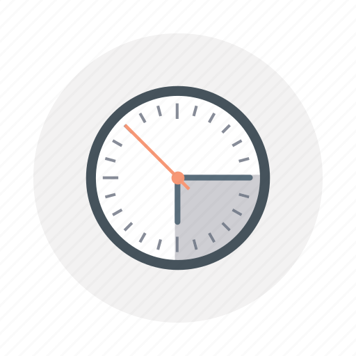 calendar, event history, lunch break, stopwatch, time, timer, wait icon