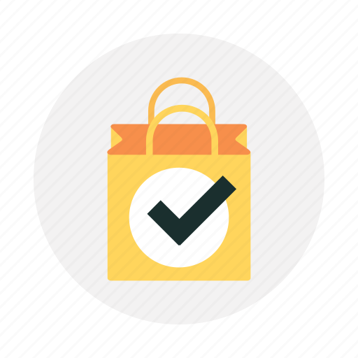 bag, basket, shopping car, shopping cart icon