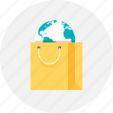 bag, business, buy, commerce, consumerism, digital, e-commerce, ecommerce, electronic, finance, online, shopping icon