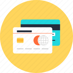 banking, card, commerce, credit, digital, electronic, method, online, pay, payment, shopping icon