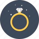 diamond, engagement, gem, gemstone, gold, jewellery, jewelry, marriage, ring, wedding icon