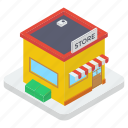 godown, marketplace, outlet, shop, store, storehouse
