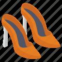 bridal shoe, footwear, high heel, ladies shoes, shoes icon