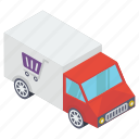 cargo, delivery van, logistics delivery, parcel delivery, shipment