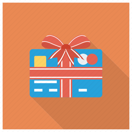 Card, christmas, coupon, credit, gift, payment, present icon - Download on Iconfinder
