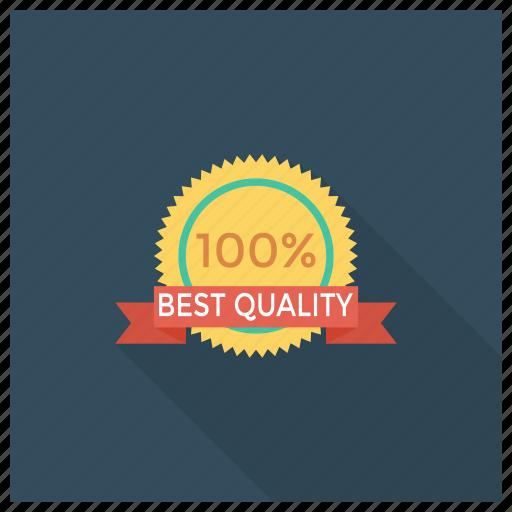 Award, badge, best, pinbadge, quality, ribbon, sticker icon - Download on Iconfinder