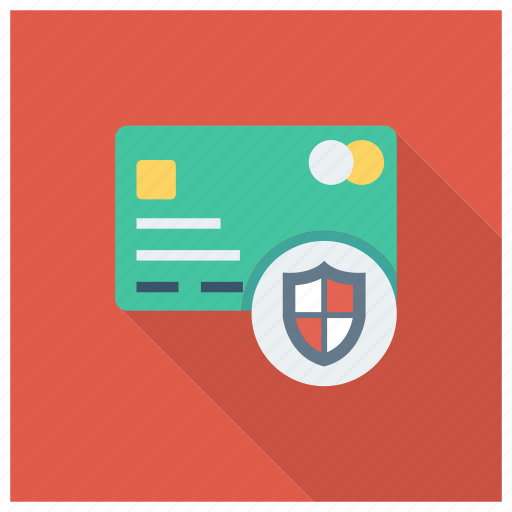 Card, credit, debit, lock, protection, secure, security icon - Download on Iconfinder