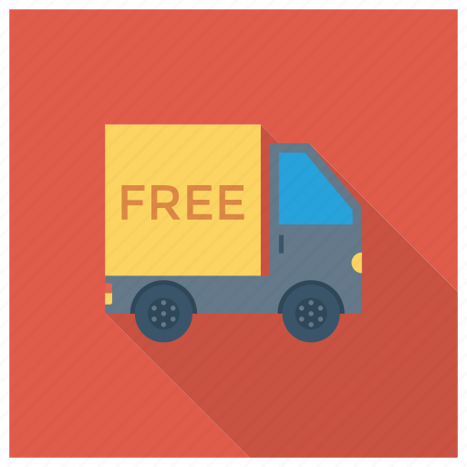 delivery, deliverytruck, deliveryvan, package, shipping, transport, truck icon