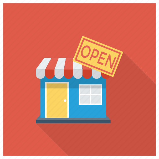 buy, ecommerce, open, shop, shopping, store, storeopening icon