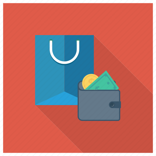 Cash, ecommerce, payment, shop, shopping, shoppingbag, wallet icon - Download on Iconfinder